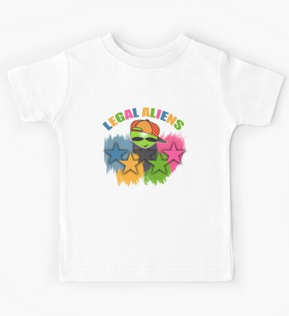 alien games Kids Tee