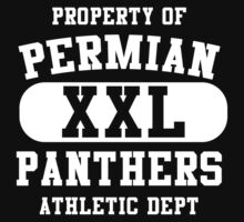Friday Night Lights Permian Panthers T-Shirt Mojo H.G Bissinger by fandemonium