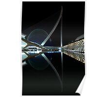 The Arch - New Bridge - CAC Poster