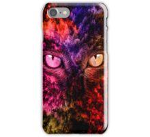 Galactic Cat iPhone Case/Skin
