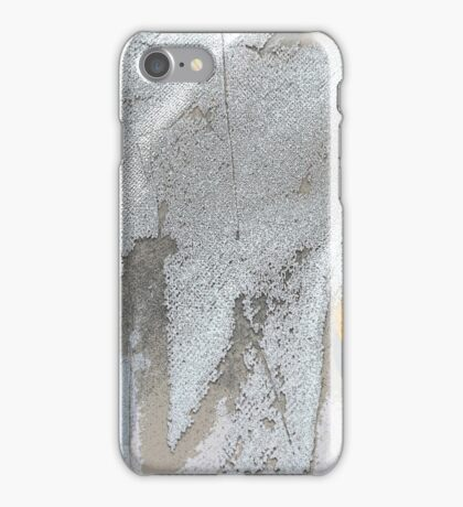 White snow iPhone Case/Skin