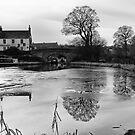 The Bridge Inn by Lynne Morris
