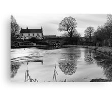 The Bridge Inn Canvas Print