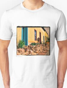 Old Town Tucson Unisex T-Shirt