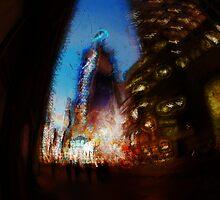 Big city by Jean-François Dupuis
