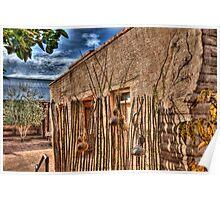 Presidio-2 Tucson AZ Poster