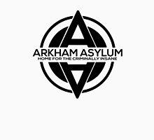 Batman - Arkham Asylum Black Unisex T-Shirt