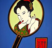 Geisha in a Mirror - most products by Shulie1