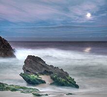 Dawn at Bennion Beach by Jonathan Stacey