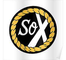 SoX - The Social Experiment Poster