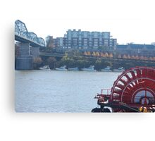 Tennessee contrasts Canvas Print
