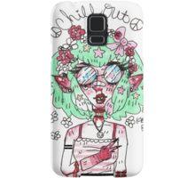 Lexi the hippie child Samsung Galaxy Case/Skin