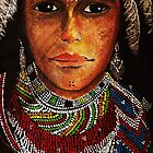 Tribal beauty by Veena  Gupta