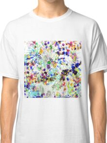 Flowers explosion Classic T-Shirt