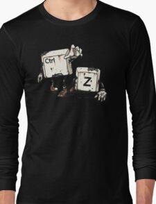 Walking Undoead Long Sleeve T-Shirt