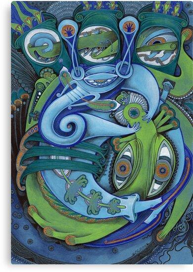Cherished by Yuliya Art