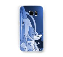 Haku as dragon Samsung Galaxy Case/Skin