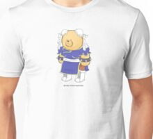 BEARS and FIGHTERS - Chun Li Unisex T-Shirt