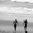 Surf Blokes by Stephanie Stengel | stelonature photography