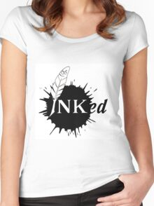 INKed Women's Fitted Scoop T-Shirt