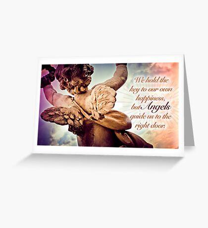Cherub Happiness  Greeting Card