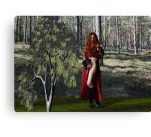 (You've Lost) That  Lovin'Feeling in Norwegian Wood2 Canvas Print