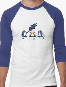 Cod cook off Men's Baseball ¾ T-Shirt
