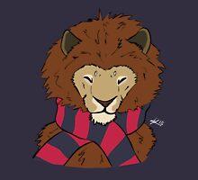 Lion Scarf Unisex T-Shirt