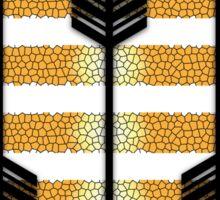 Follow Your Golden Arrow Sticker