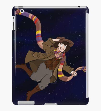 4th Doctor! iPad Case/Skin
