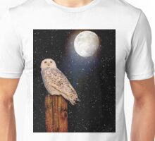 Brighter than the moonlight Unisex T-Shirt