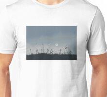 Grey Sunrise Unisex T-Shirt