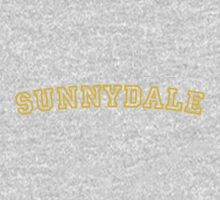 Sunnydale Gym Shirt 1 One Piece - Long Sleeve