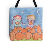November - Year of Sisters - Watercolor Tote Bag