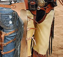 Chaps and Hinders by CowGirlZenPhoto
