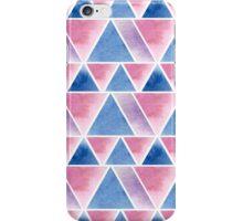 Triangular pattern iPhone Case/Skin