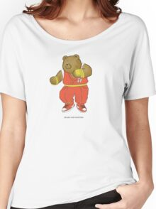 BEARS and FIGHTERS - Guy Women's Relaxed Fit T-Shirt