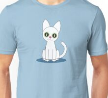 White Cat Unisex T-Shirt