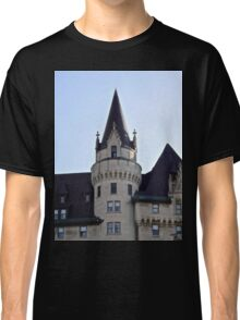 The Chateau Laurier Hotel, Ottawa, ON Canada Classic T-Shirt