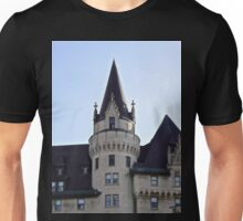 The Chateau Laurier Hotel, Ottawa, ON Canada Unisex T-Shirt