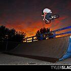 Ian Elkins, Barnegat Sunset. by Tyler Sladen