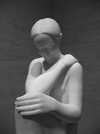 Maurice Sterne,  figure  by George Salazar