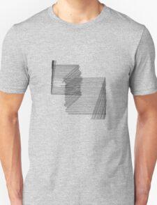 Forenzics - Silent Wave Black T-Shirt