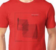 Forenzics - Static and Silence Black Unisex T-Shirt