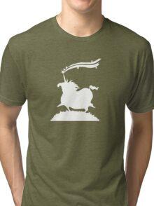 Jim, the Body Positive Unicorn Tri-blend T-Shirt