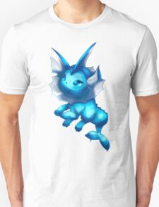 Showers | シャワーズ | Vaporeon Alone T-Shirt