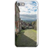 Gold Hill Shaftesbury iPhone Case/Skin