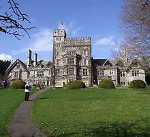 Hatley Castle (1) by George Cousins