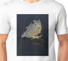 New born Robin Unisex T-Shirt