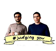 judging you Photographic Print